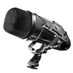 18320 mikrofon Mikrofon til digitalkamera Sort