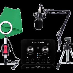 Elite Livestreaming udstyrspakke