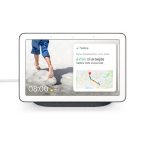 Google Nest Hub - Kulsort (Nordisk Version)