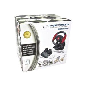 Esperanza Kontaktur digital uge 16A 1sk 230V - Rat & Pedal sæt - PC