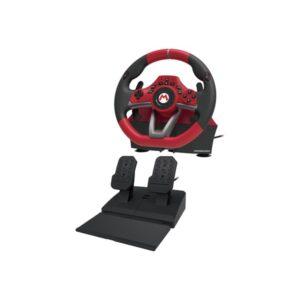 HORI Mario Kart Racing Wheel Pro Deluxe - Rat & Pedal sæt - Nintendo Switch