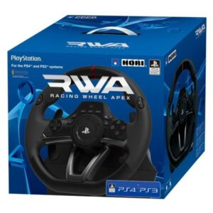 HORI Racing Wheel Apex - Rat & Pedal sæt - Sony PlayStation 4