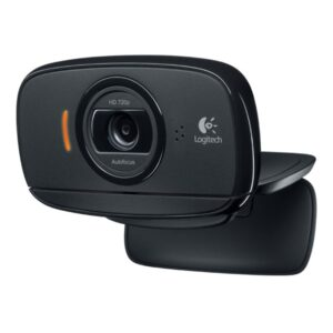 Logitech C525 HD Webcam Refresh - Black