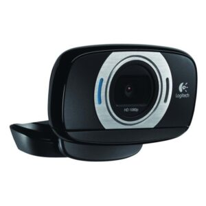 Logitech C615 HD Webcam Refresh - Black