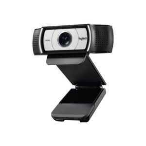 Logitech C930e HD Webcam - Silver/Black