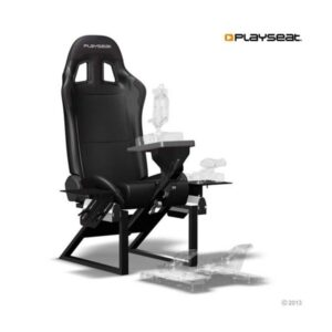Playseats Playseat Air Force Flysimulator - Sort - Op til 120 kg