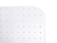 Stoleunderlag Cleartex Ultimat Polycarbonat 89x119 cm med pigge
