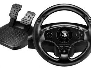 T80 Rat + Pedaler Playstation 3,PlayStation 4 Digital USB Sort