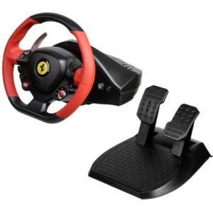 Thrustmaster Ferrari 458 Spider - Rat & Pedal sæt - Microsoft Xbox One S