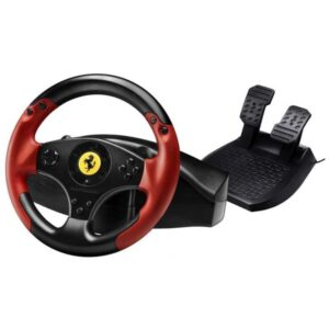 Thrustmaster Ferrari Red Legend Edition - Rat & Pedal sæt - Sony PlayStation 3