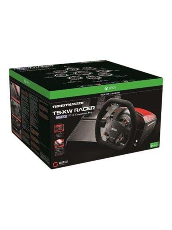 Thrustmaster TS-XW Racer Sparco P310 Competition Mod - Rat & Pedal sæt - Microsoft Xbox One S