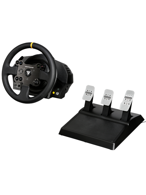 Thrustmaster TX Racing - Leather Edition - Rat & Pedal sæt - Microsoft Xbox One S