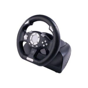 Tracer Sierra - wheel and pedals set - wired - Rat & Pedal sæt - Sony PlayStation 2