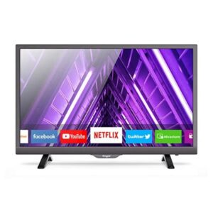 "Engel 24"" Smart Tv - Hd-ready Wifi Youtube Netflix Usb - Le2481sm - Sort"