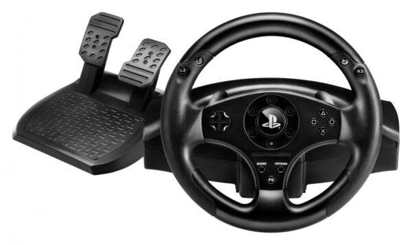 Thrustmaster T80 Rs Racing Wheel - Rat Og Pedaler Til Ps4 Og Ps3