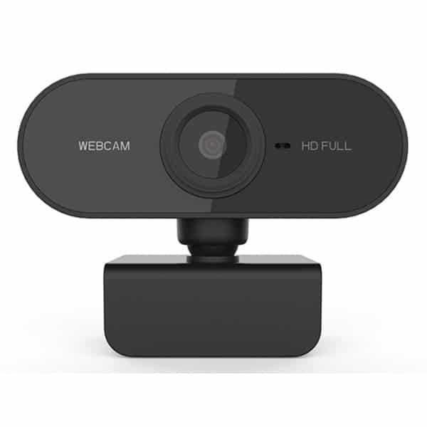 Ultra lille 1080P full HD Webcam / webkamera med mikrofon.