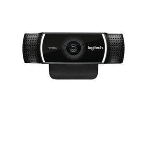 C922 webcam 1920 x 1080 pixel USB Sort