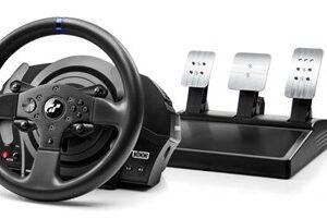T300 RS GT Rat + Pedaler PC,PlayStation 4,Playstation 3 Analog/digital Sort