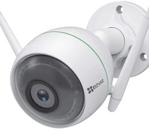 C3WN IP security camera Outdoor Bullet Ceiling/wall 1920 x 1080 pixels