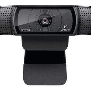 C920 webcam 15 MP 1920 x 1080 pixels USB 2.0 Black