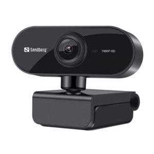 Sandberg USB Webcam Flex 1080P HD. 1920 x 1080.